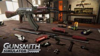 Постер Gunsmith Simulator